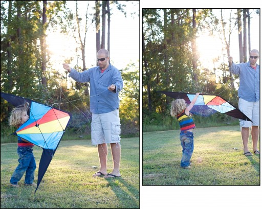 kite2 512x409 Family Night   Kite Flying