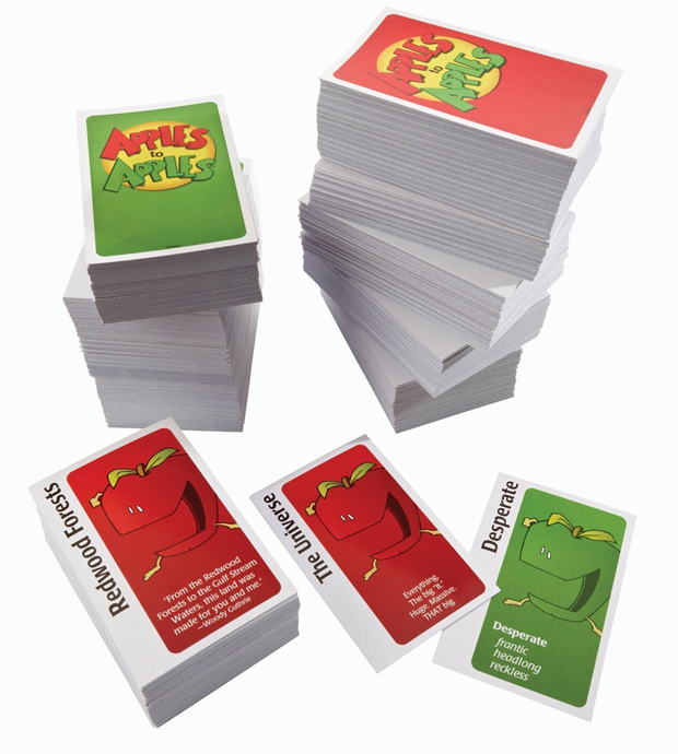 Apples to Apples - a super fun party game for a crowd