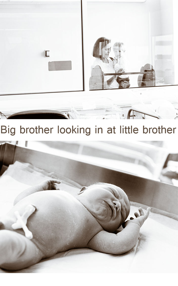 bigbrother Birth Pictures
