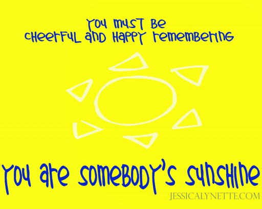 cheerful1 512x409 Encouraging Quotes