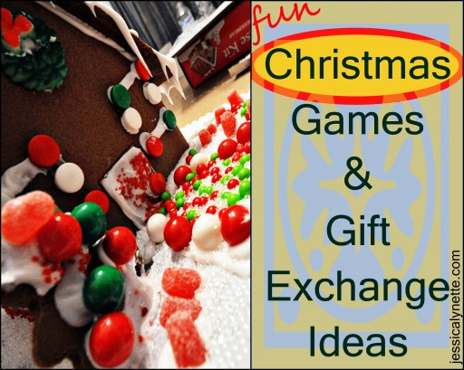 christmas games 512x409 Christmas Games & Gift Exchange Ideas