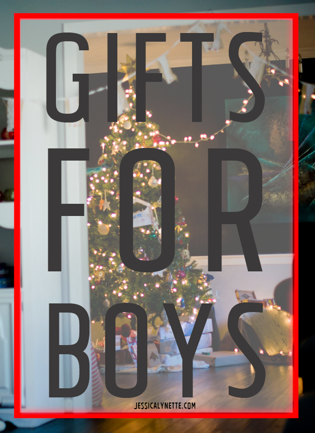 Gift ideas for boys
