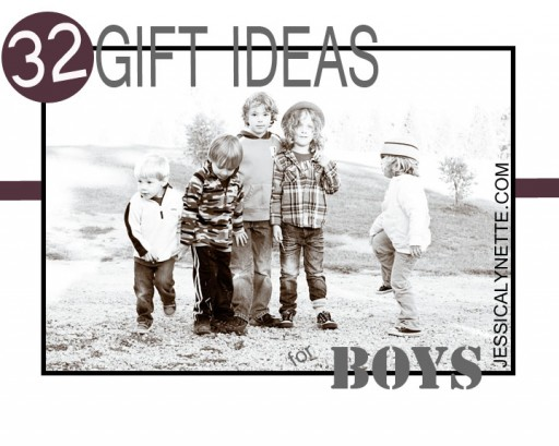 giftideasbanner1 512x409 32 Gifts For Boys