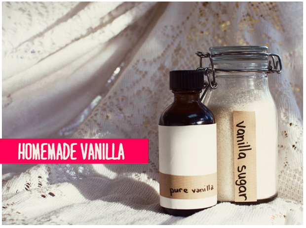 homemadevanilla Homemade Vanilla Extract