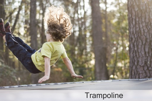 trampoline 512x340 32 Gifts For Boys