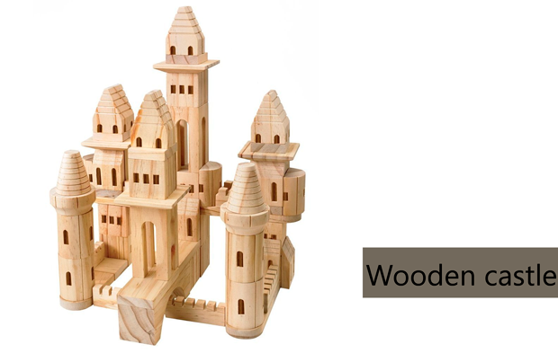 wooden castle gift ideas for boys1 Gifts For Boys