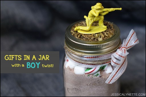GIFTS IN A JAR 512x340 Gifts in a Jar   a Boy Twist