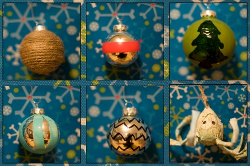 silver ball ornaments 512x341 Christmas Ornaments