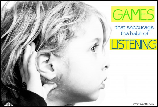 habit of listening games