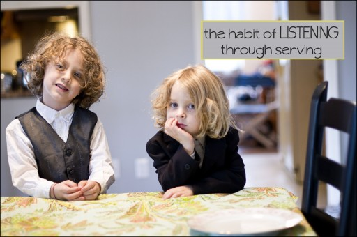 listening 512x340 The Habit of Listening; Learning Through Serving