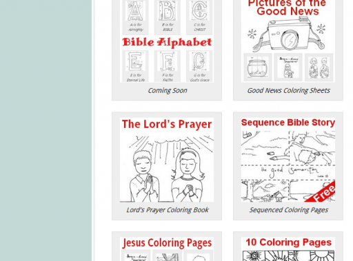 free coloring pages 4 512x379 Free Coloring Pages :: 10 Favorite Websites