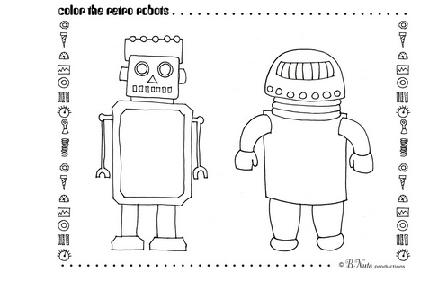 free coloring pages 8 Free Coloring Pages :: 10 Favorite Websites