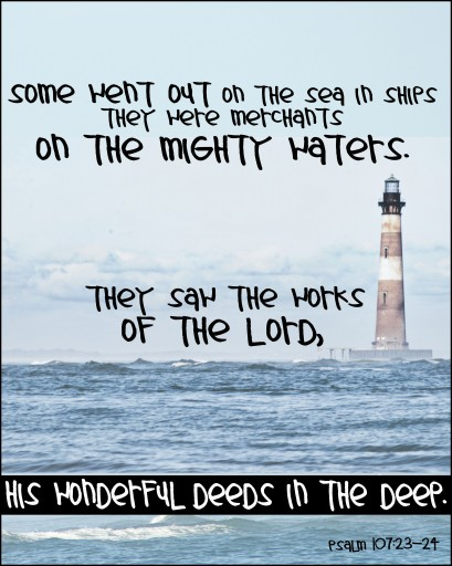 psalm107 409x512 A Few Bible Verses to Encourage