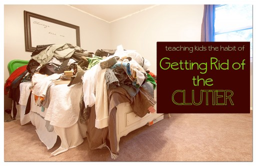 September 39 s habit getting rid of the clutter for How to get rid of clutter