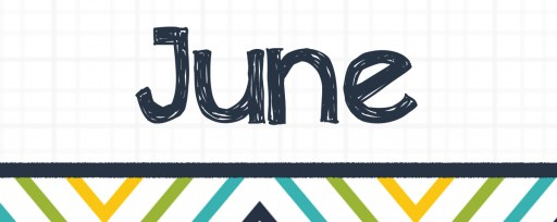 june 512x204 A Year of Intentional Habits