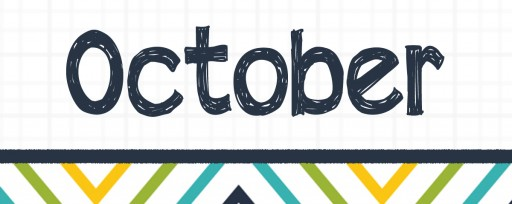 october 512x204 A Year of Intentional Habits