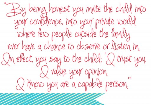 day 9 quote 512x358 Transparent and Authentic :: day 9