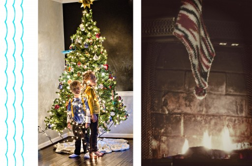 A months worth of Christmas activities to do with children through the month of December.