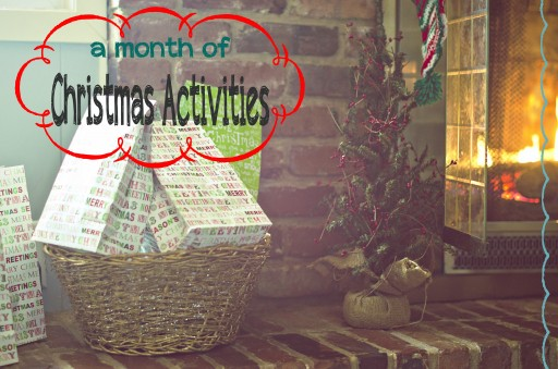 christmas activities 512x339 Christmas Games & Gift Exchange Ideas