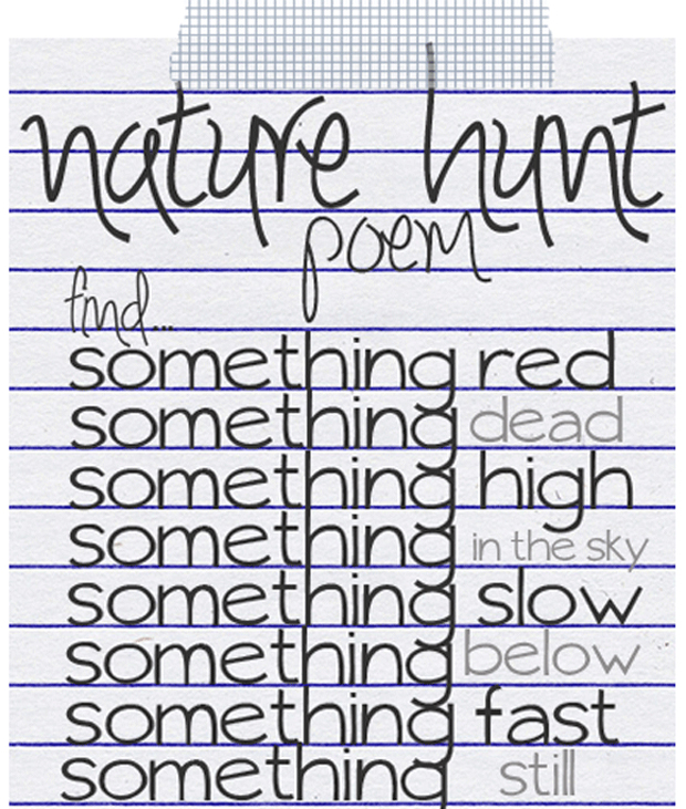 nature-walk-poem