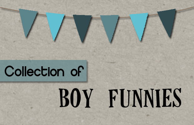 BOY-FUNNIES