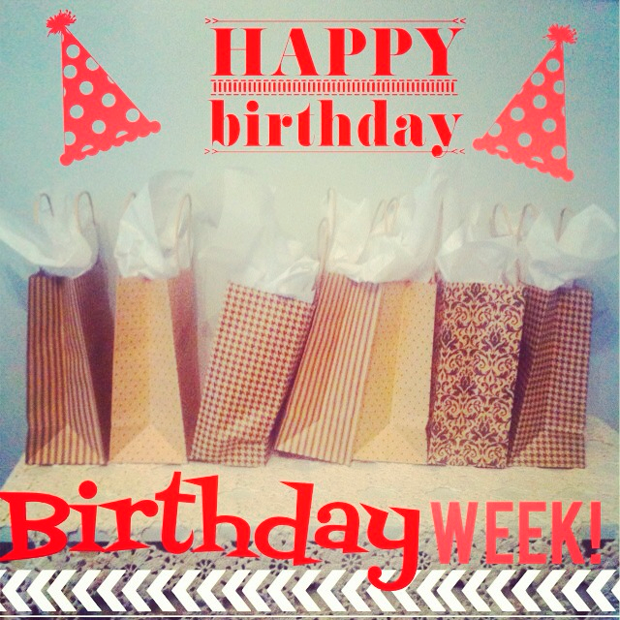 Happy Birthday week - A week of birthday gift ideas - GIFTS FOR HIM