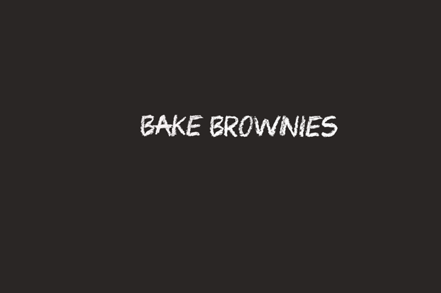 bake-brownies