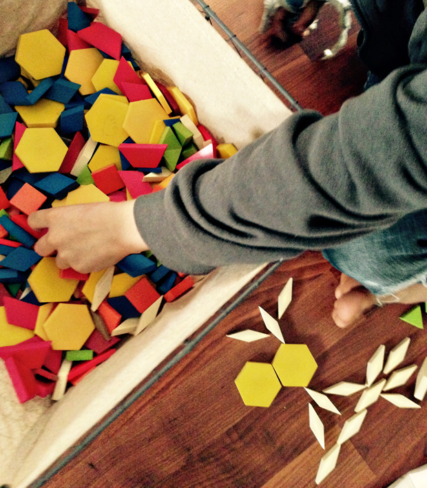 Math for kids pattern blocks printables ideas and resources