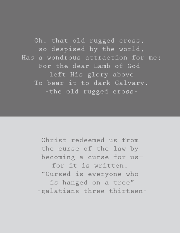 Song With Lyrics Oh That Rugged Cross My Salvation Rugs Ideas