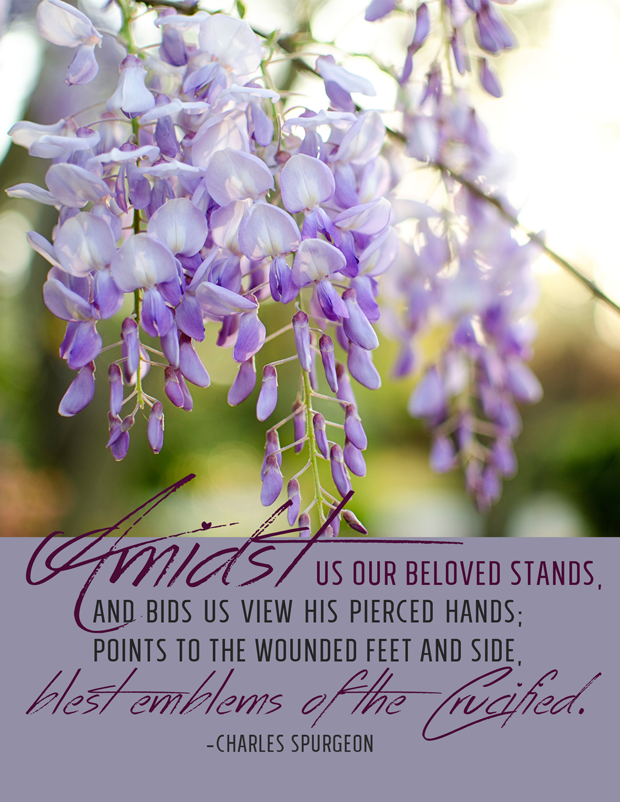 Hymn Lyrics | Amidst Us Our Beloved Stands