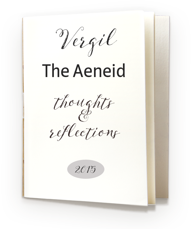Old Western Culture Curriculum exploring Vergil's The Aeneid with a dynamic teacher and workbook to dig deep into the classic from a Christian perspective.