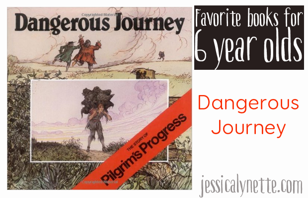 favorite books for six year olds dangerous journey