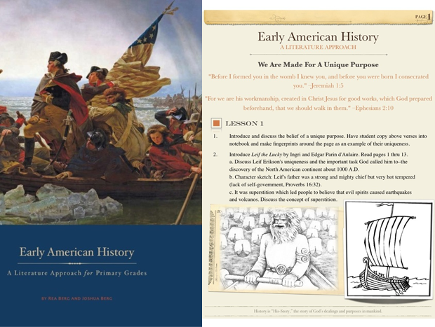 history-through-literature-beautiful-feet-books- teachers study guide